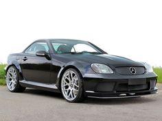 2014 Lumma-Design Mercedes Benz SLK32 AMG (R170) tuning