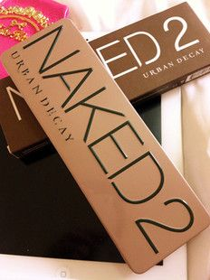 Urban Decay Naked Pallets 1&2 :)