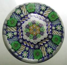 Millefiori Paperweight   , 1999   glass