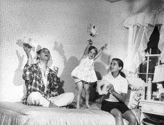 Ruth Bader Ginsburg, Marty and Jane (1958)