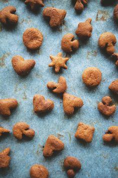 Szybkie pierniczki migdałowe » Jadłonomia
