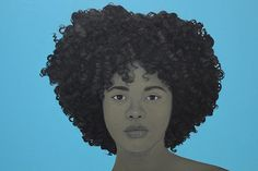 Obama chose well when she chose Amy Sherald to paint here. Now Sherald has a new show: 'The heart of the matter'... at Hauser & Wirth Gallery, NYC. Check out post for details. #contemporaryart #michelleobama #amysherald #portraits Shows In Nyc, New Shows, Amy Sherald, Obama Portrait, Ap Art, Michelle Obama, Female Art, Contemporary Art, Portraits