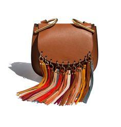 Chloe Saddle Fringe Bag / Garance Doré Goods