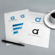 Werner Design, 2019, Logoentwicklung AI-Fotografie   Fotografie & Bildbearbeitung Marken Logo, Logos, Notebook, Design, Image Editing, Creative, Logo, The Notebook