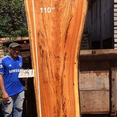 Jatoba is also known as Brazilian Cherry. We have an abundant amount of Jatoba available as it is reclaimed through our Harvesting program (Dead, Dying, and Downed trees). Wood Slab Table, Hardwood Lumber, Woods, Catalog, Big, Design, Woodland Forest, Forests, Design Comics