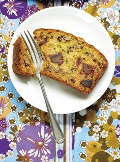 Ricardo& recipe : Zucchini and Date Bread Bread Cake, Dessert Bread, Baking Recipes, Dessert Recipes, Bread Recipes, Baking Ideas, Date Bread, Date Muffins, Ricardo Recipe