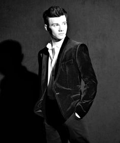 Hello there, Mr. Chris Colfer