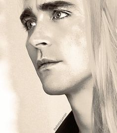 The Lost Aquarian - Young Thranduil.