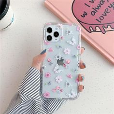 Colorful Flower iPhone Case (B)