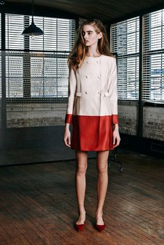 Katie Ermilio | Fall 2014 Ready-to-Wear Collection | Style.com