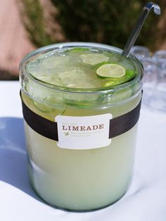 Drink container: http://www.oncewed.com/wedding-ideas/wedding-reception/page-15/