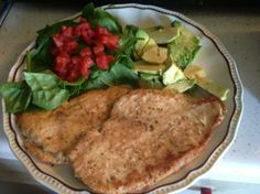 Weight Watchers Parmesan Chicken Cutlets Recipe - Food.com - 185342