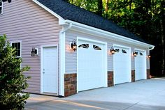 Detached Garage Design, Pictures, Remodel, Decor and Ideas - page 13
