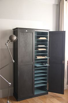 armoires and vintage on pinterest. Black Bedroom Furniture Sets. Home Design Ideas