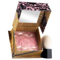 Rockateur - Blush poudre joues de Benefit Cosmetics sur Sephora.fr Parfumerie en ligne