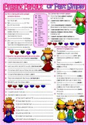 English worksheets by lady_gargara