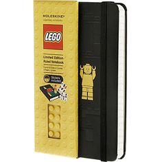 MOLESKINE Limited Edition LEGO ruled pocket notebook