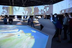 LMG created an interactive display, which used 4K projection, at SAP's Sapphire Now in Orlando in May 2015.