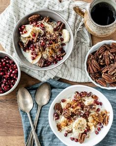 Chai Spiced Winter Porridge