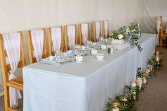 Marquee Wedding, Barn Wedding Venue, Rustic Wedding, Wedding Reception, London Wedding, Outdoor Ceremony, Table Settings, Table Decorations, Top