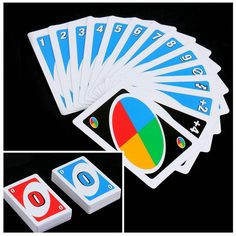 "Play with family or friends one of the most popular cards games! Play by matching colors and numbers or play an Action Card against your opponents. This is a great way to kill boredom. When you're down to your last card, don't forget to yell ""UNO""!"