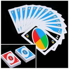 Семья Смешно Развлечений, Настольные Игры UNO Весело Покер Игральные карты Логические Игры Новый #women, #men, #hats, #watches, #belts