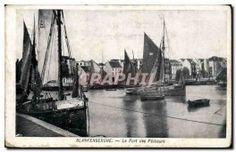 Blankenberghe the port