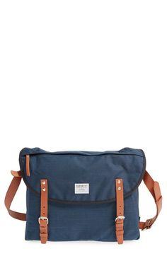 Sandqvist 'Erik' Cordura® Nylon Messenger Bag