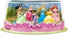 Disney Princess Figure Play Set | eBay Barbie Cake, Barbie Toys, Disney Princess Figurines, Princess Disney, Disney Princesses, Disney Toys, Walt Disney, Portal Cake, Best Kids Toys