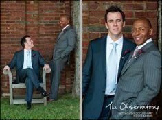 gay wedding | Washington, DC | The Observatory photography | wedding by Bella Notte | www.bellanottedc.com