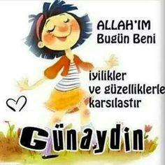 Gunaydin.....
