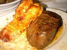 Ruth's Chris Steak House - Steak and Lobster