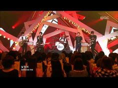 FT ISLAND - I wish, FT아일랜드 - 좋겠어, Music Core 20120915