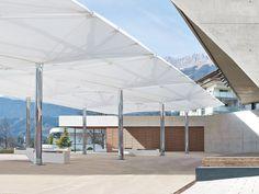 Double Canopy Umbrella - Type AV from MDT-TEX