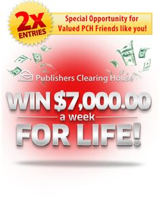 Publishers Clearing House           Dream Comes True Believe