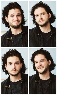 Kit Harington>>>SHUUUUUUT UP LITTLE YELLOW LINE HES HOT LEAVE ME ALONE