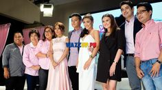 The most anticipated drama teleserye of the year, Pangako Sa Iyo, the 2015 remake, starring the country's number 1 love team KathNiel Daniel Padilla and Kathryn Bernardo held a Grand Presscon last ...