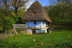 Casă veche din satul Răstoci, județul Sălaj - Foto: Ștefan Bela