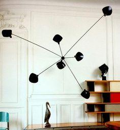 1000 images about serge mouille on pinterest wall lights sconces and ceiling lights. Black Bedroom Furniture Sets. Home Design Ideas