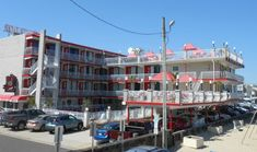 12 Great Places to Stay While Visiting North Wildwood in New Jersey - Matador Oceanfront Resort
