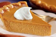 Pumpkin Pie for Diabetics Recipe