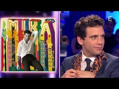 Mika - On n'est pas couché 27 juin 2015 #ONPC - YouTube Mika, Album, Fictional Characters, June, Music, Fantasy Characters, Card Book