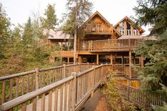 In Episode 2, we check into Triple Creek Ranch. Here's the main lodge, which is nestled at the foot of Montana's Bitterroot Mountains. Photograph by Robert Wright