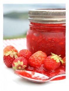 Hele væla er bære jordbær!