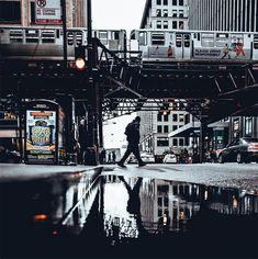 """New York bietet so manch herrlichen Photo Spot und einige hat der erst 18-jährige Fotograf Antonio Jaggie aka KOSTEN in seiner Bilderserie """"New York City"""" festgehalten."""