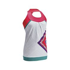 Moxie Cycling Womens Freestyle Layered Tank Jersey Multicolor Large *** Continue to the product at the image link.