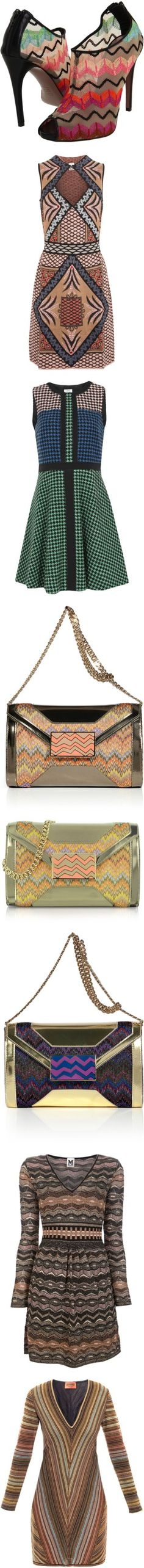 """Missoni"" by polyvore-editorial ❤ liked on Polyvore"