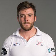 Alan Sinclair - Rowing. Men's pairs.