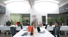 El buen uso del espacio de trabajo potencia creatividad de empleados