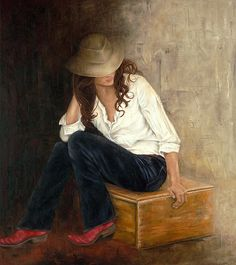 Paintings - Erica Hopper